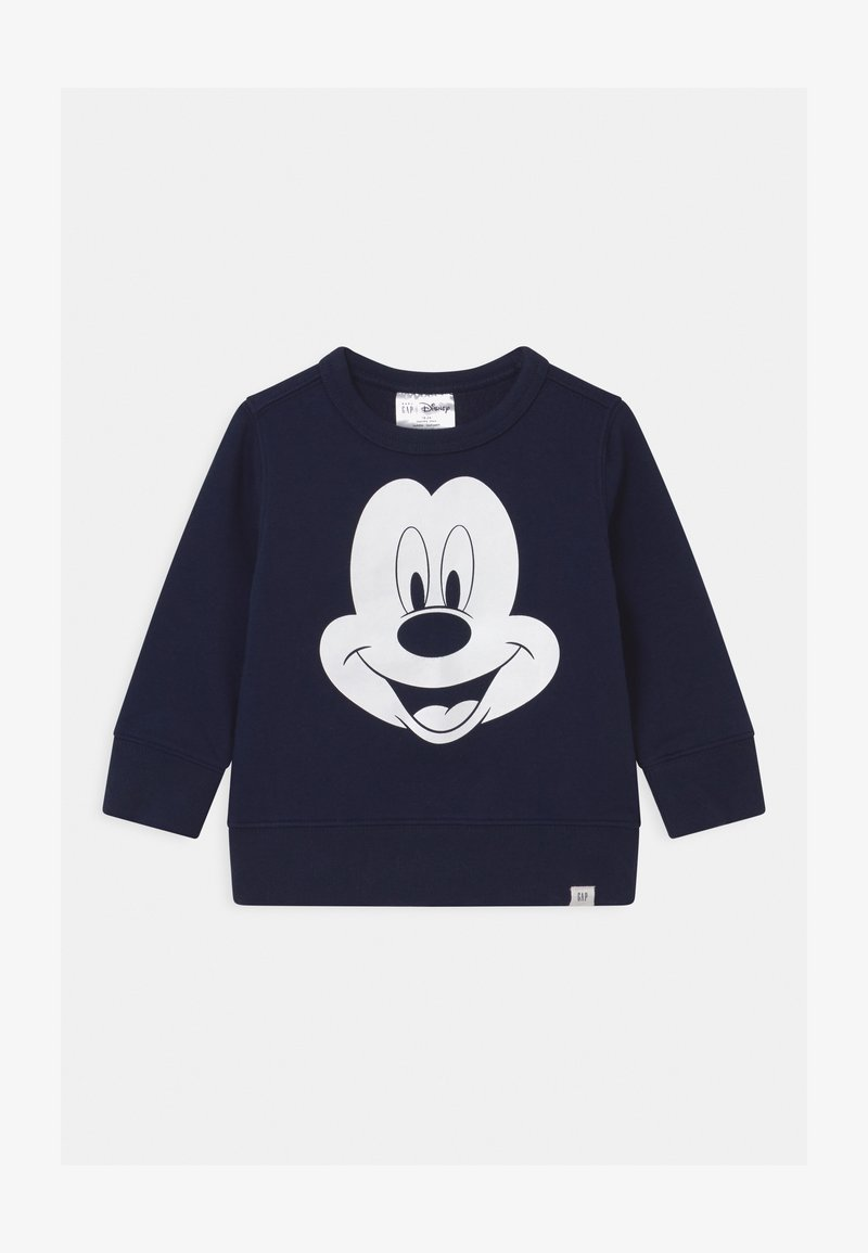 GAP - TODDLER BOY MICKEY MOUSE CREW - Sweater - tapestry navy