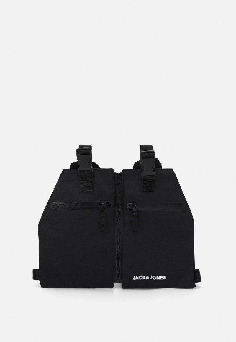 Jack & Jones - JACLUKE GILLETBAG - Bum bag - black