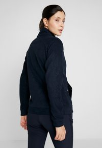 Daily Sports - LINDA JACKET - Giacca in pile - navy - 2