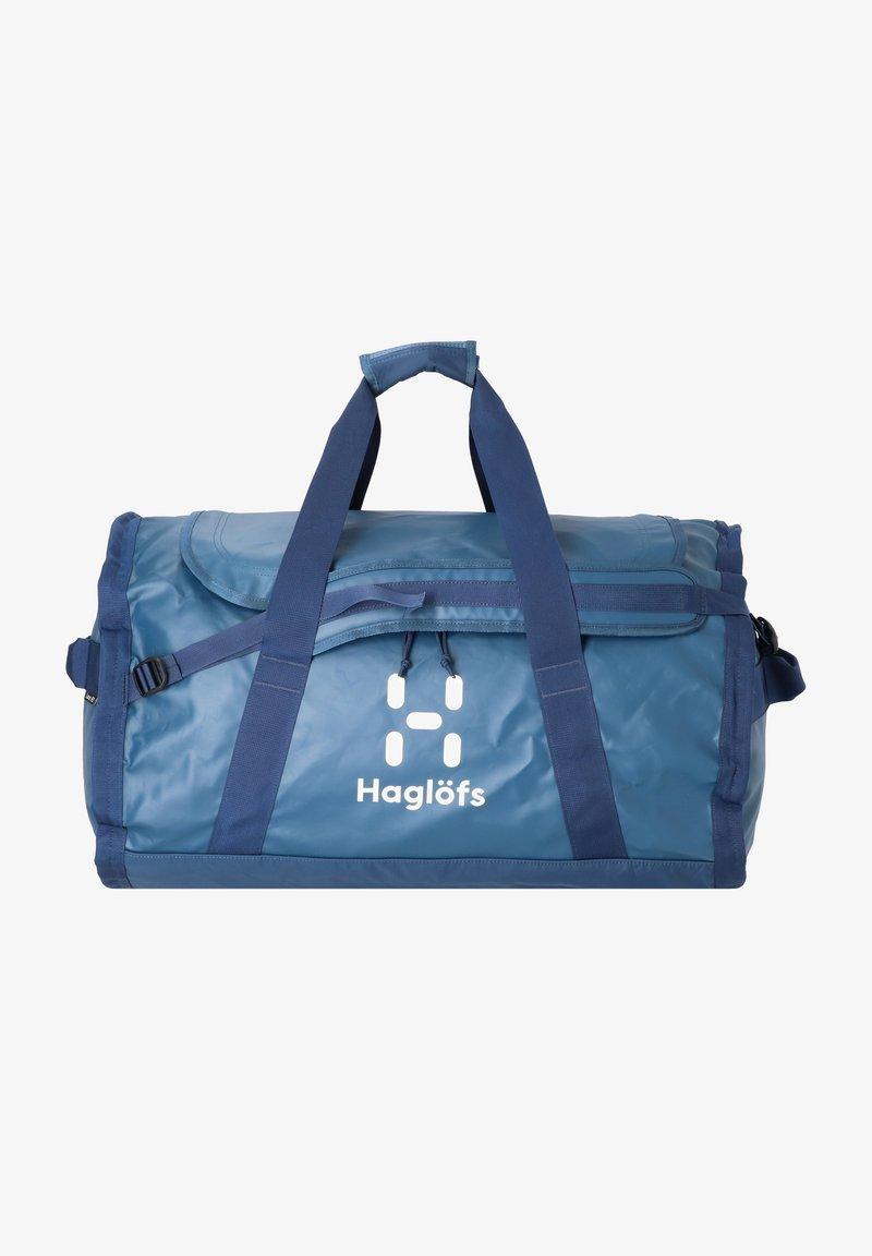 Haglöfs - LAVA 90 - Holdall - blue ink/tarn blue