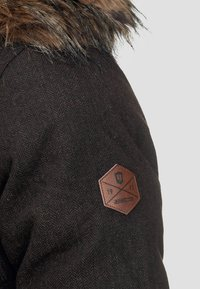 INDICODE JEANS - BAYNES - Winter coat - chocolate - 6