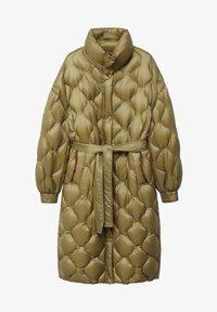 MERENGUE - Winter coat - khaki