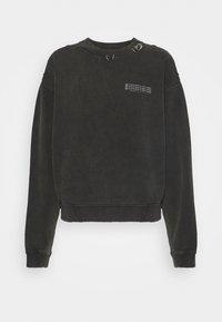 Bluza - black washed