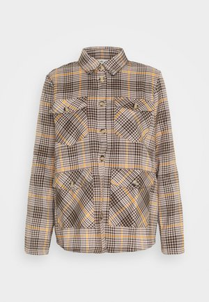Button-down blouse - jojoba