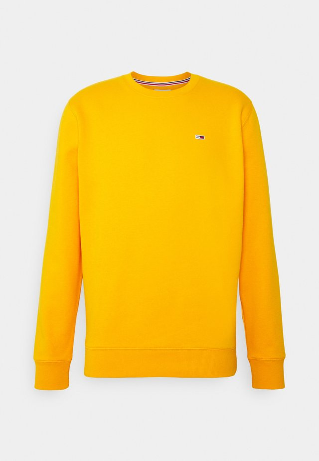 REGULAR C NECK - Sweatshirt - florida orange