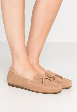 SUTTON  - Mokkasiner - dark camel