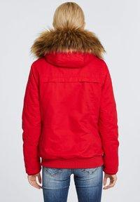Harlem Soul - GI-GI  - Winter jacket - red - 2