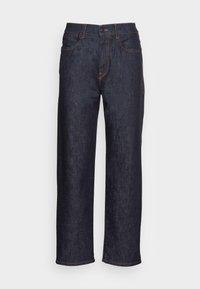 Diesel - D-AIR - Straight leg jeans - dark blue - 3
