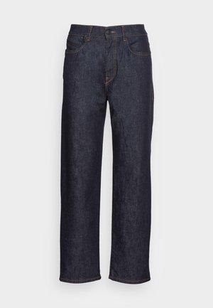 D-AIR - Straight leg jeans - dark blue