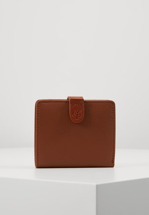 WALLET LADIES - Peněženka - authentic cognac