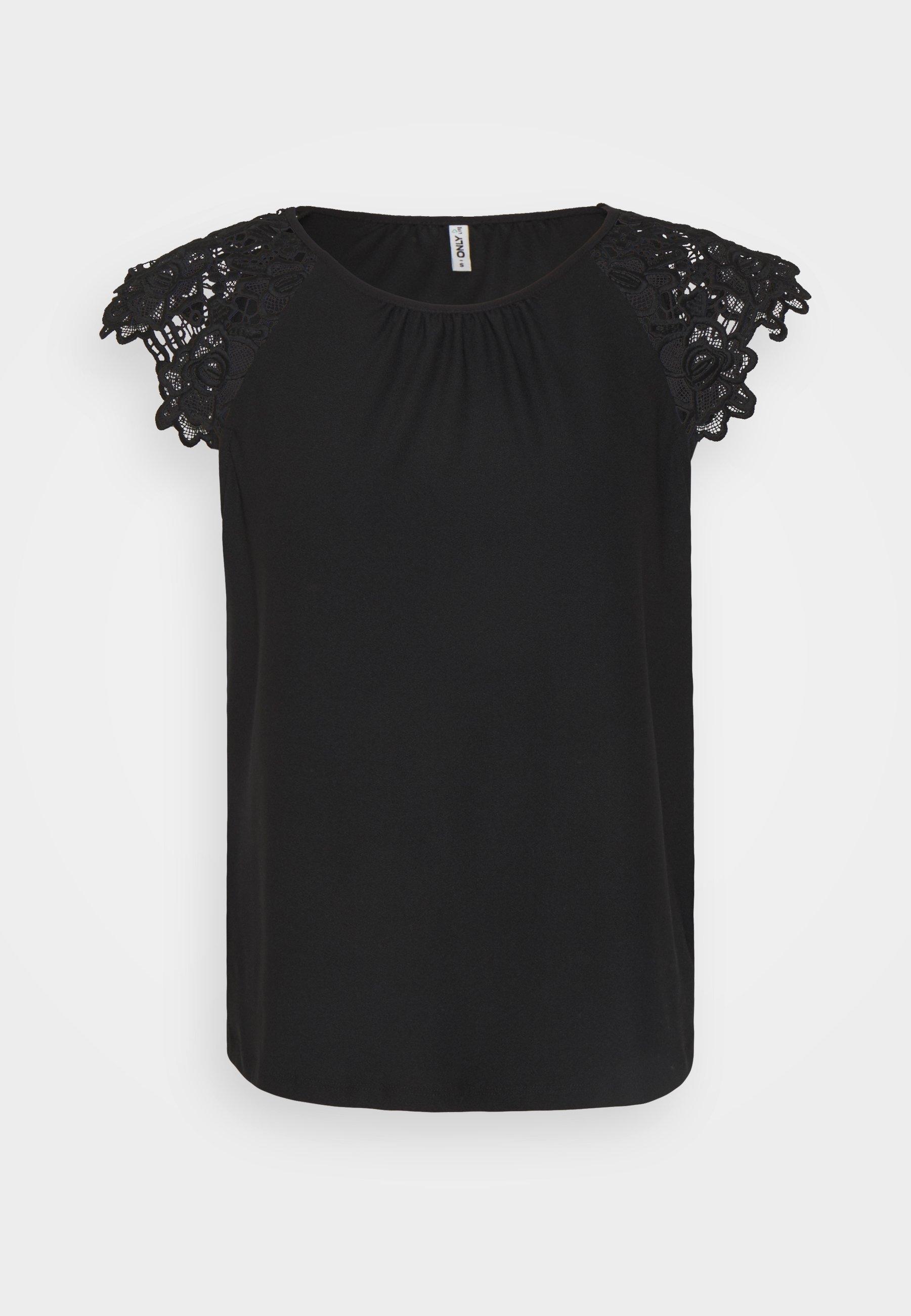 Damen ONLSILJA LIFE NEW MIX - T-Shirt print