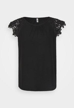 ONLSILJA LIFE NEW MIX - T-shirts med print - black