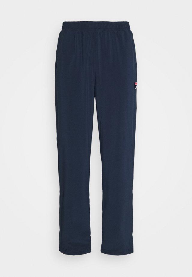 PANT PRO - Tracksuit bottoms - peacoat blue
