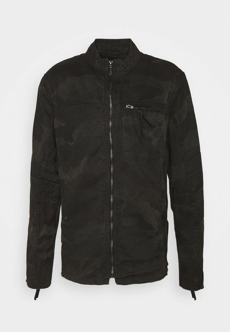 Be Edgy - BETOMA - Denim jacket - black