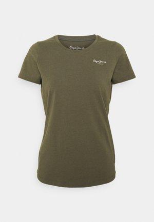 BELLROSE - T-shirt basic - khaki