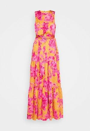 BAMBIA - Maxi šaty - yellow