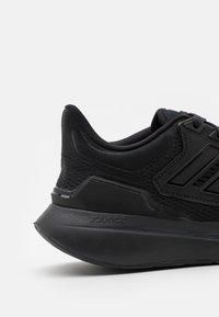 adidas Performance - EQ21 RUN - Neutral running shoes - core black - 5