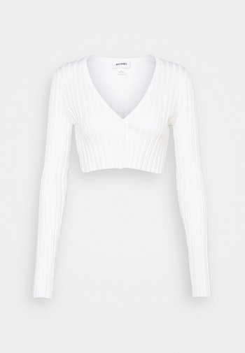 Kardigan - off white
