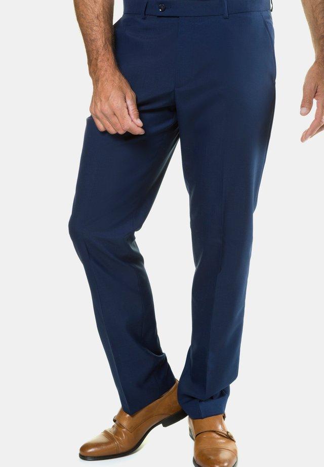 Pantalon - stahlblau