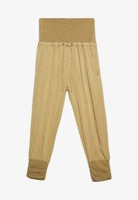 Cream - LINE PANTS - Pantalon classique - dark sand - 0