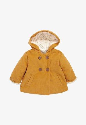 Light jacket - ochre