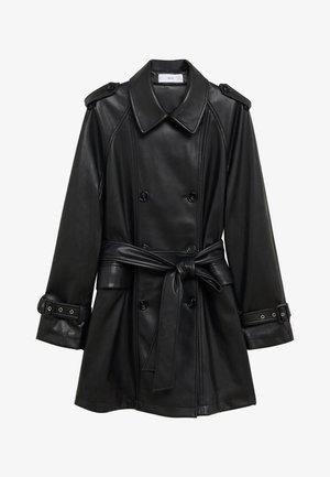 CLAUDIA - Manteau court - black