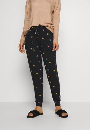 FLEXI PANT - Pyjama bottoms - black