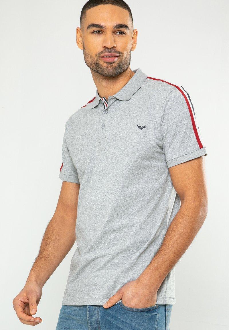 Threadbare - FINN - Polo shirt - grau