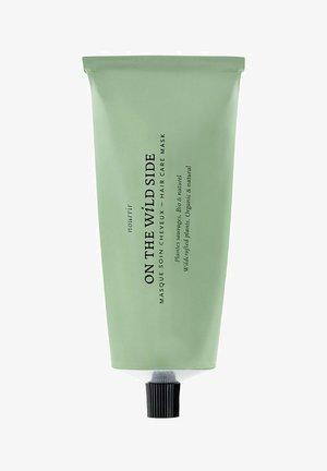 HAARPFLEGEMASKE – FEUCHTIGKEITSSPENDENDE HAARPFLEGE - Hair mask - transparent