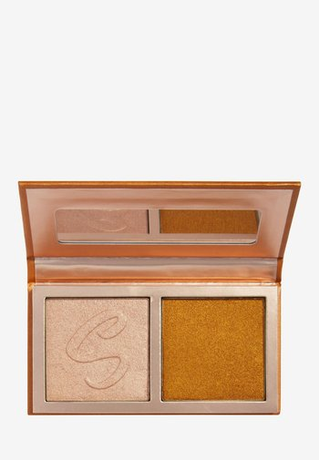 REVOLUTION X SOPH FACE DUO - Face palette - honey glaze