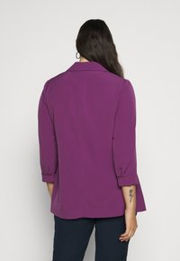 CAPSULE by Simply Be - JACKETS LIGHTWEIGHTS - Blazer - purple - 2