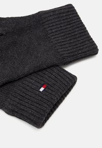 Tommy Hilfiger - GLOVES - Gloves - grey - 1