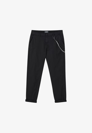 Chino - mottled black