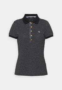 Lauren Ralph Lauren - ATHLEISURE - Polo shirt - black/white - 5