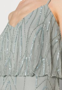 Adrianna Papell - BEADED GOWN - Occasion wear - frosted sage - 4