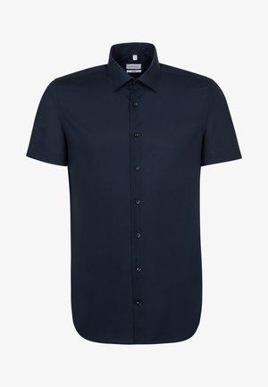 SHAPED FIT - Shirt - dark blue