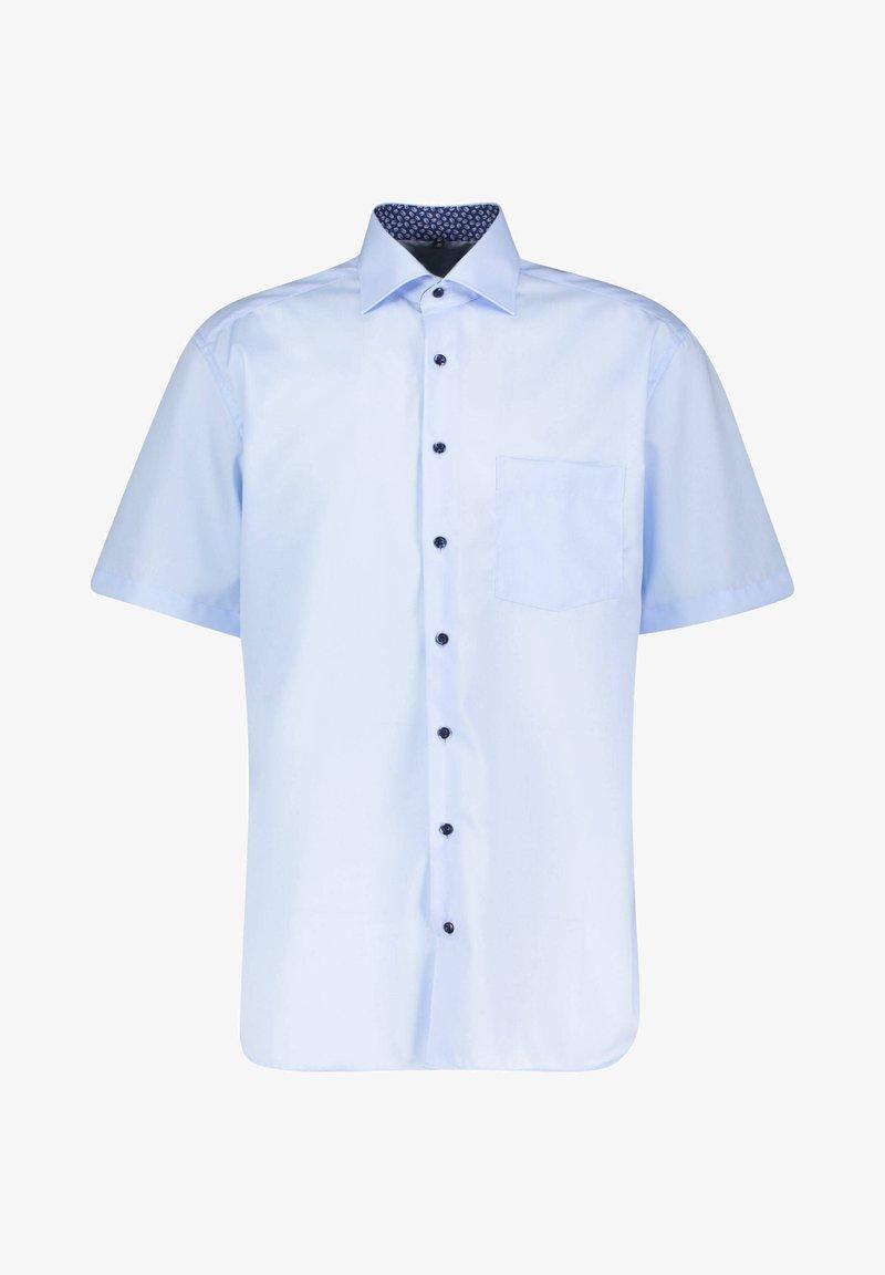 Eterna - MODERN FIT - Shirt - blau (51)