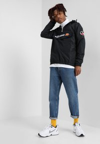 Ellesse - MONT - Windbreakers - anthracite - 1