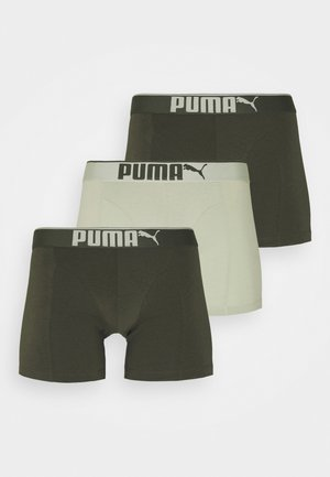 PREMIUM 3 PACK - Pants - green