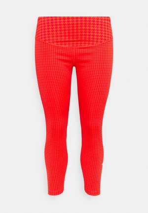 ONE 7/8 PLUS - Leggings - chile red/university red