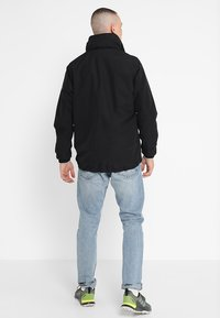 Jack Wolfskin - STORMY POINT JACKET  - Impermeable - black