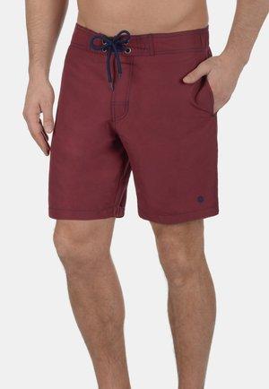 GOMES - Swimming shorts - dark purple