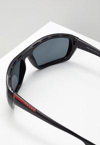 Prada Linea Rossa - Solbriller - black - 4