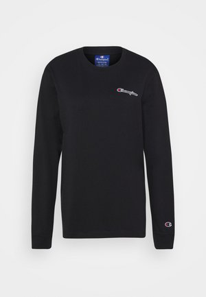 ROCHESTER CREWNECK LONG SLEEVE - Camiseta de manga larga - black