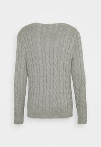 Polo Ralph Lauren - CABLE - Jumper - fawn grey heather - 7