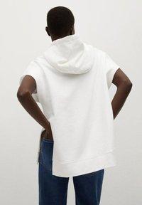 Mango - Print T-shirt - blanc - 2