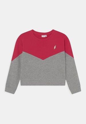 NKFVIALA - Sweatshirt - grey melange