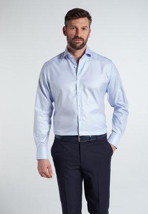 Zakelijk overhemd - türkis/hellblau