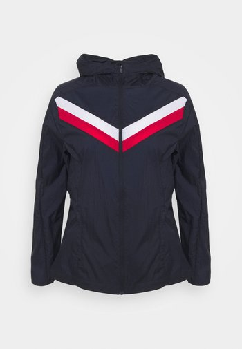 CHEVRON PACK WINDBREAKER