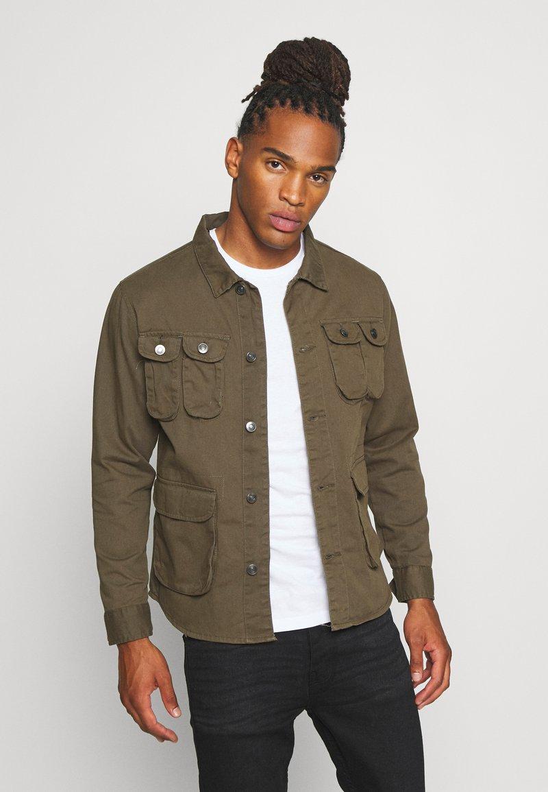 Brave Soul - DELTA - Summer jacket - khaki